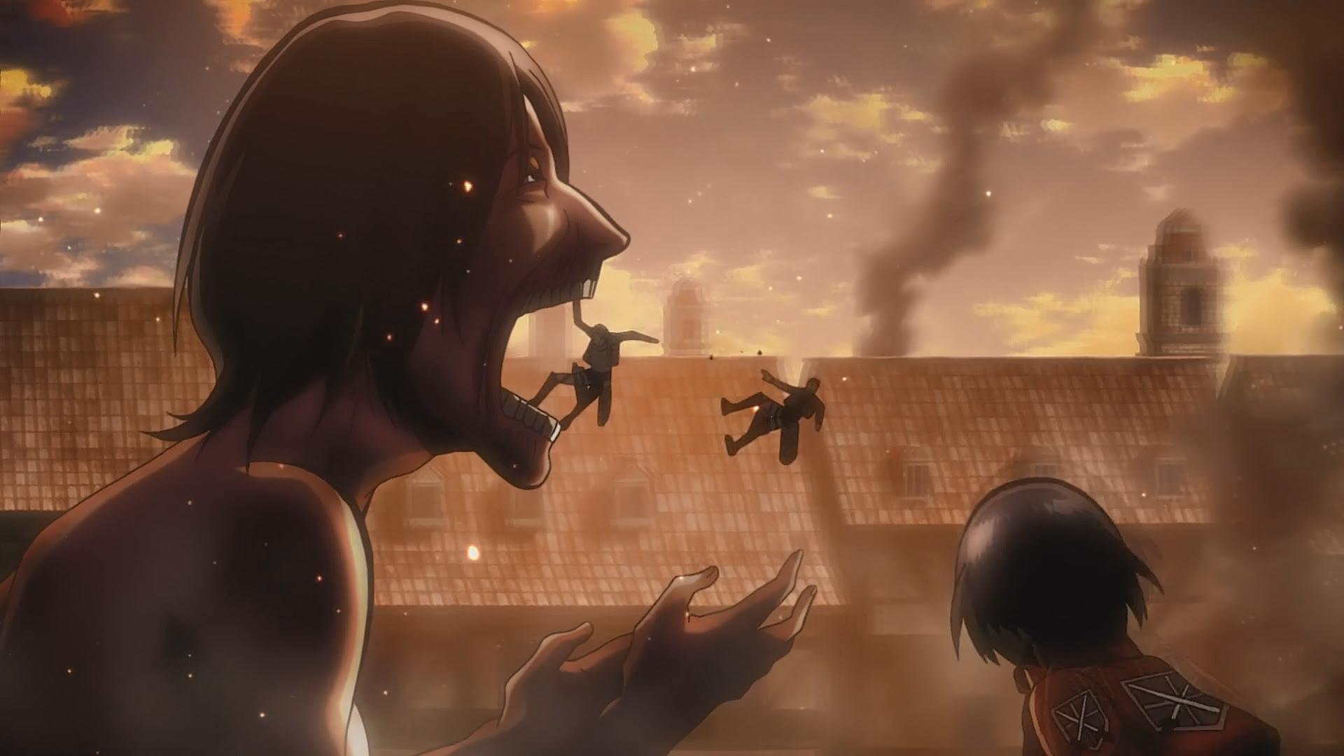 Latest Attack On Titan Season 3 Part 2 Wallpaper - 4k ...