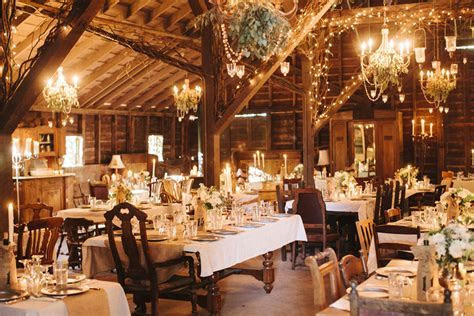 California Wedding: Rustic Chic Barn Romance   MODwedding