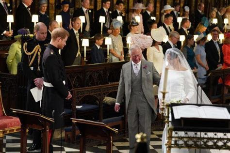 9 Most Awkward Moments From the Royal Wedding