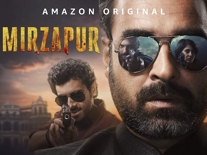 Download Mirzapur (Season 1 - Season 2) Hindi {PrimeVideo Series} All Episodes WeB-DL || 480p [150MB] || 720p [400MB] || 1080p [1GB]