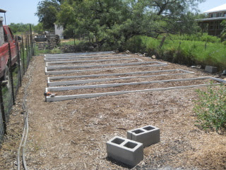 Garden Raised Beds