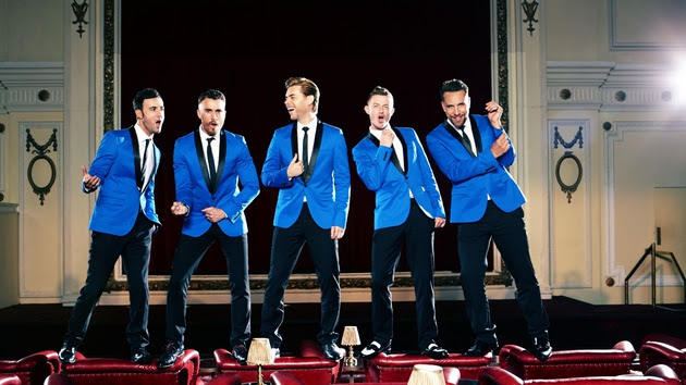 Dica Musical: Saturday Night At The Movies by The Overtones