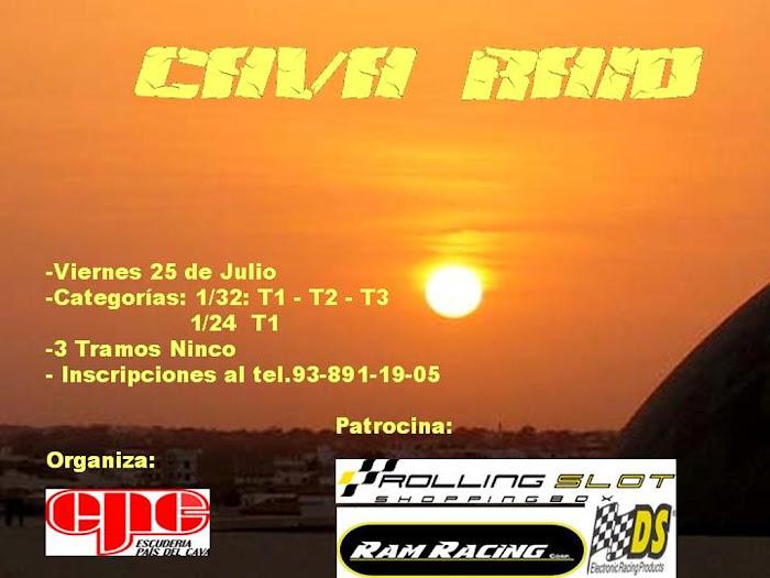 CAVA RAID 2008