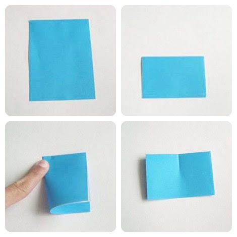 Barcos de papel instrucciones