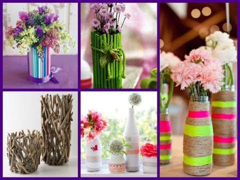 Flower Vase Decoration Ideas The Flowers Ideas