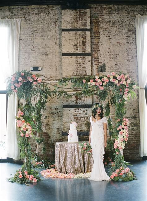 White Birch Chuppah rental #twoofakindrentals in Brooklyn