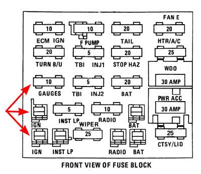 1986 pontiac fiero wiring schematic  gaming games equipment and info