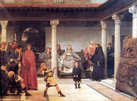 The Education Of The Children Of Clovis