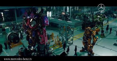 transformers  premieres  berlin mercedes   role