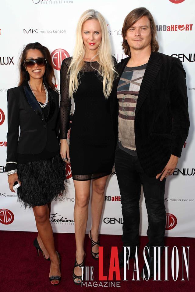 FDG President Marilen and Designer Claire Farwell
