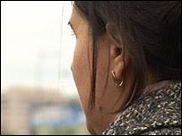 """""""Lyudmila"""", Russian domestic violence survivor"""