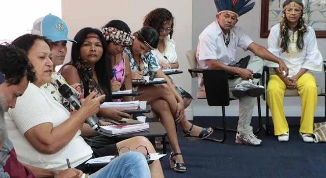 Força-tarefa vai agilizar abertura de escola indígena construída no Amarelão em João Câmara