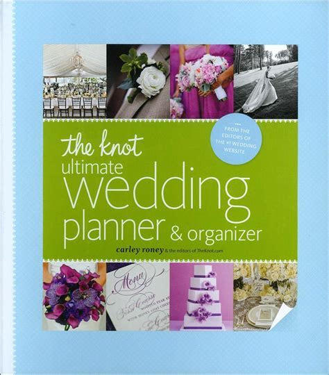 The Knot: Ultimate Wedding Planner And Organizer   Binder