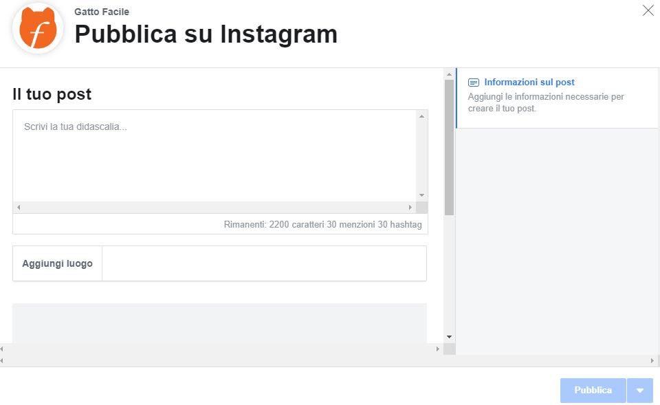 Programmare Post Instagram Da Desktop Senza App Di Terze