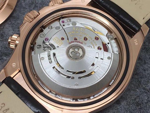 Replica Rolex Daytona with Clone 4130 Movement