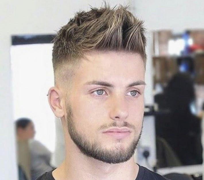 frisuren männer kurz geheimratsecken - frisur stil