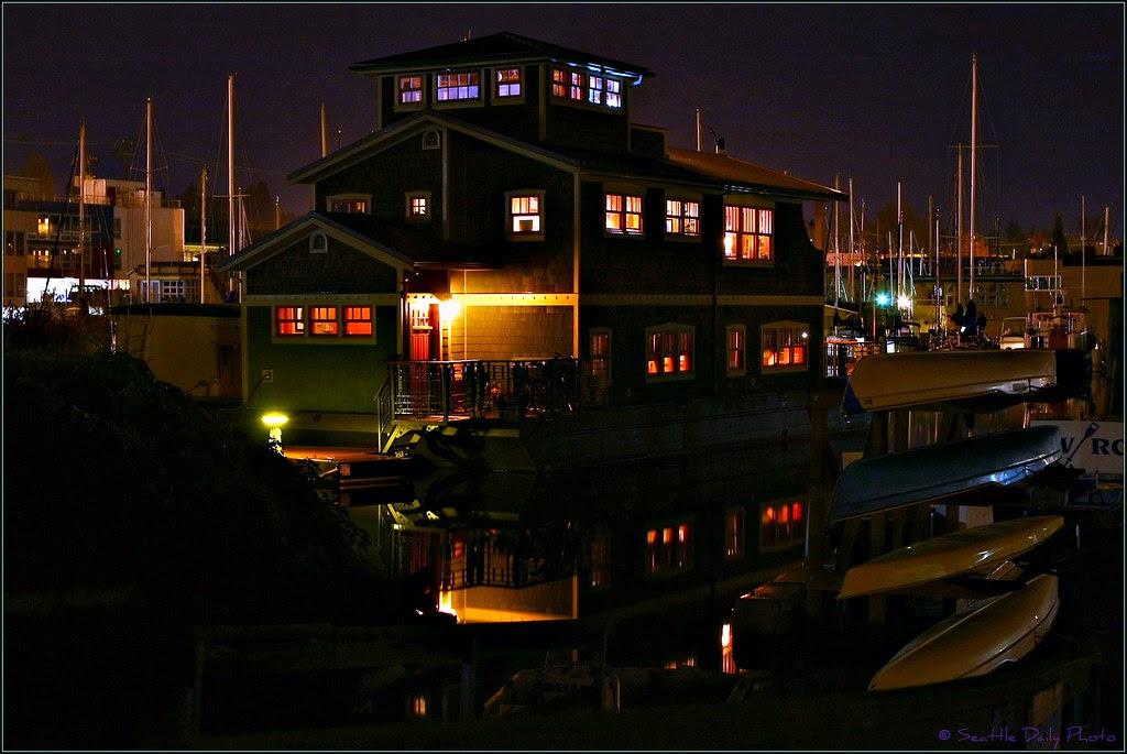 Fremont Floating Home