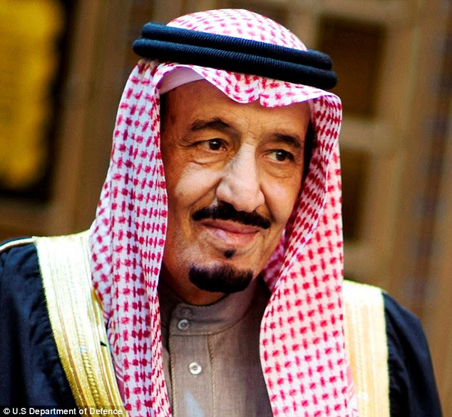 Ruling: Crown Prince Salman has said that no one is immune from Sharia law
