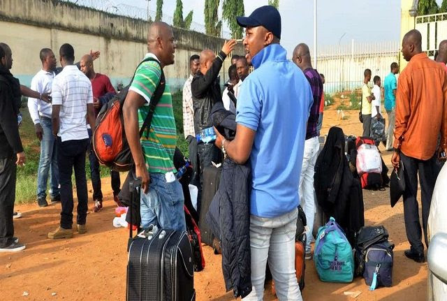 Spanish Government Deports 23 Nigerians