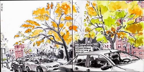 Ecos de otoño by aidibus