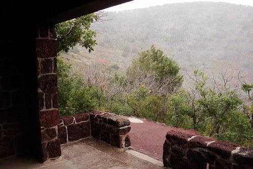 Capulin Caldera view