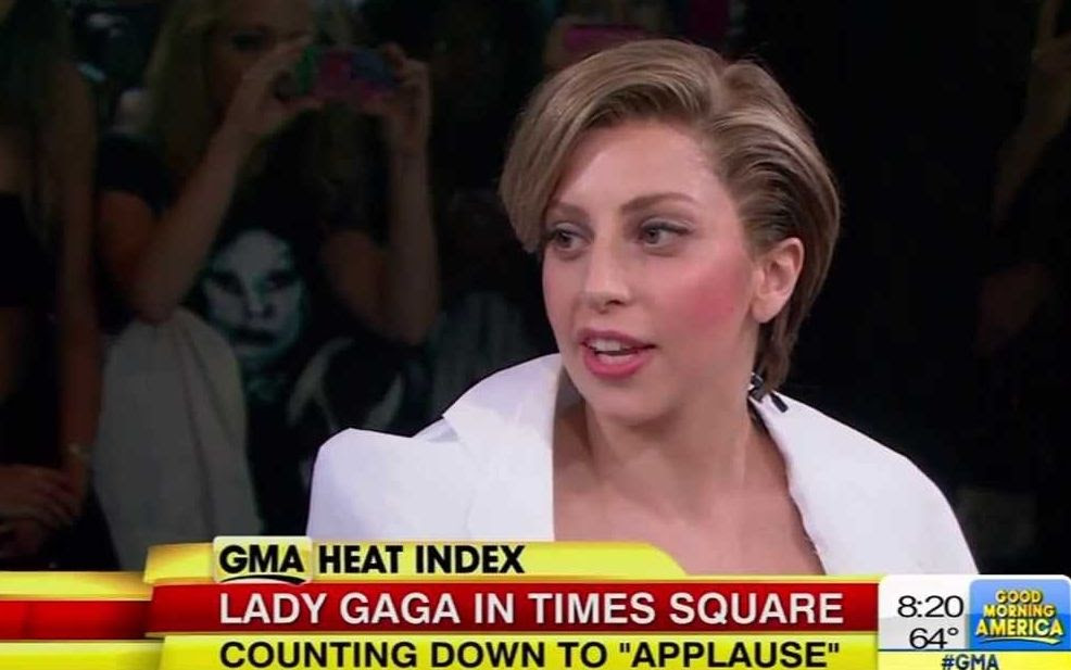 Lady GaGa : GMA (August 2013) photo maxresdefault.jpg