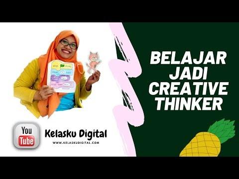 Menjadi Creative Thinker Dengan Belajar Coding