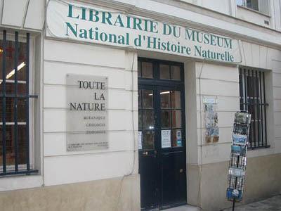Librairie Muséum