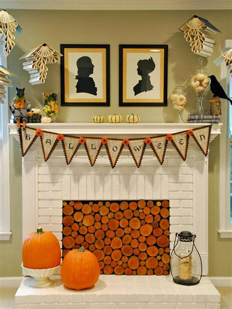 fall decorating ideas  home hgtv