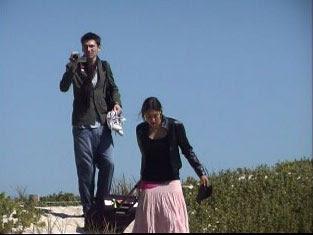 Production Photo 1 - Maya and Wiler