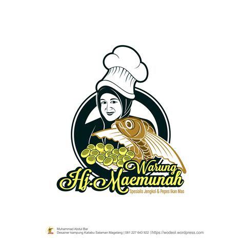 contoh logo makanan tradisional jasa desain grafis