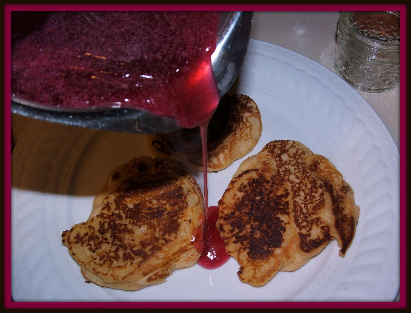 Peanut Butter Pancakes with Grape Syrup by Angie Ouellette-Tower photo 009_zpse54ec53c.jpg