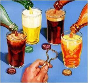 Apa yang Terjadi Jika Minum Soda Berlebihan?