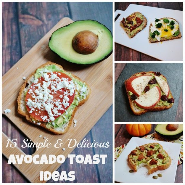 Simple and Delicious Ideas for Avocado Toast