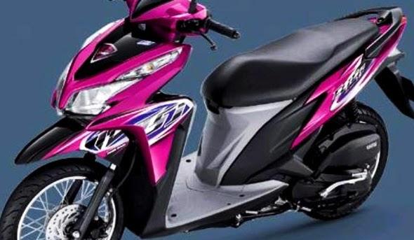 Honda Vario Techno Terbaru