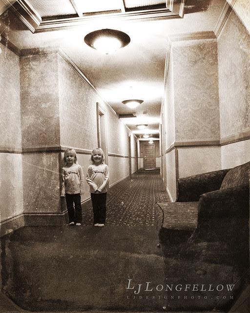 Ghost Girls 2 18/365