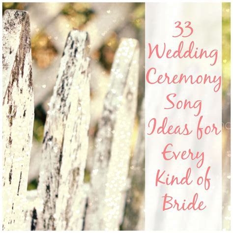 Unique Wedding Ceremony Ideas: 27 DIYs   Wedding Ceremony