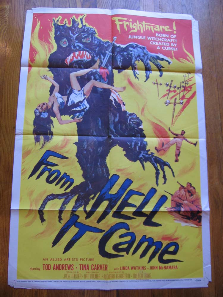 fromhellitcame_poster