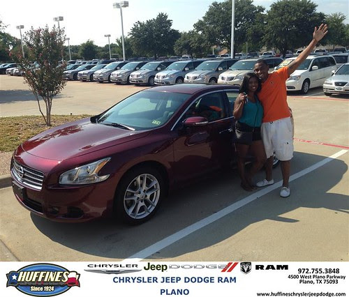 DeliveryMaxx Congratulates Zach Stanley and Huffines Chrysler Jeep Dodge Ram Plano on excellent social media engagement!! by DeliveryMaxx