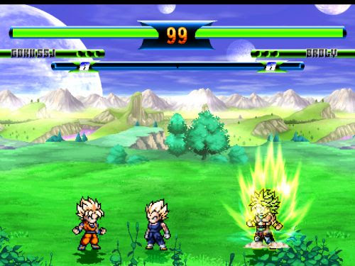 Download Dragon Ball Z Pocket Legends