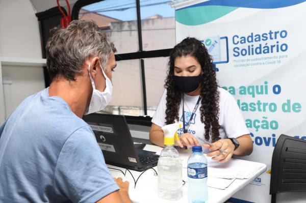 27.07.21 - Cadastro solidário  Caucaia