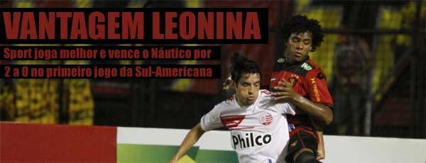 Sport ganha clássico com gols de Felipe Azevedo e Patric (Ricardo Fernandes/DP/D.A Press)