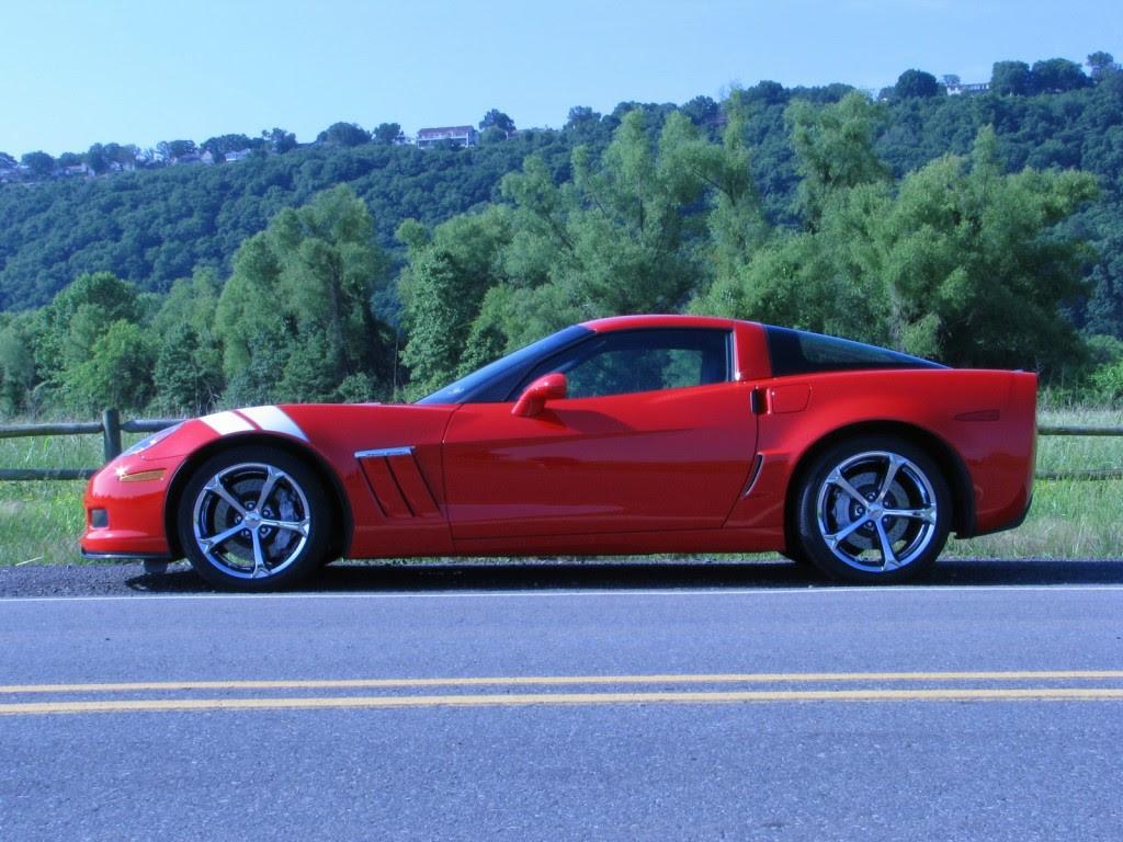 2010 Corvette Grand