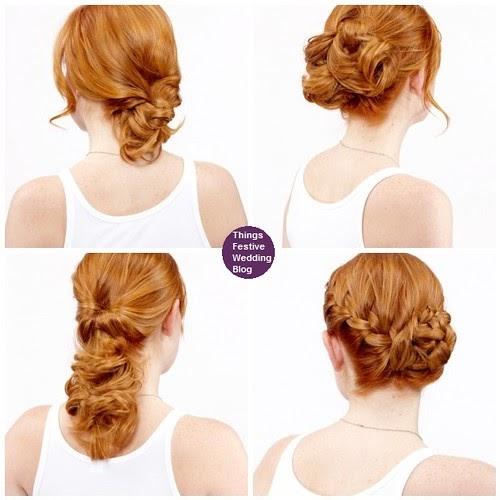 Diy Wedding Hairstyles: Wedding Hairstyles And Accessories