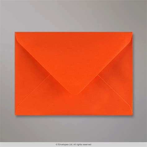 133x184 mm Orange Envelope   AL35133   Simply Envelopes