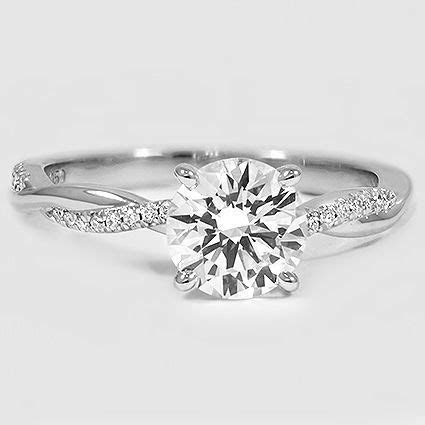 25  best ideas about Twist engagement rings on Pinterest