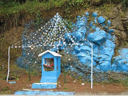 sanctuaire bleu