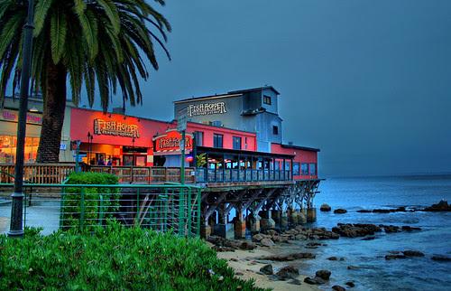 Fish Hopper Restraunt Monterey