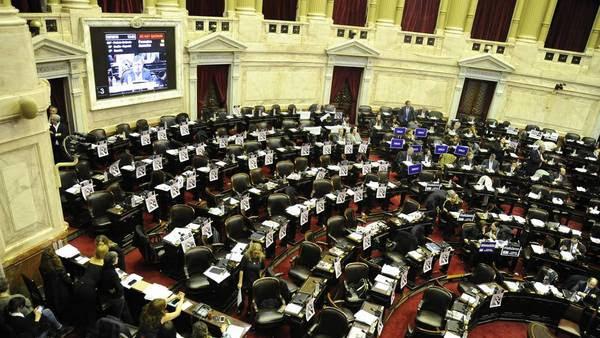 Sesion especial en Diputados | Pedro Lázaro Fernández