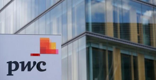 Oficinas de PricewaterhouseCoopers en Luxemburgo./REUTERS